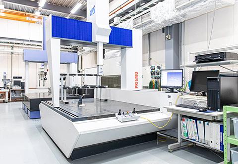 三次元測定機 PRISMO 10HTG VAST(カールツァイス)