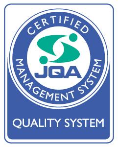 ISO9001:2015認証移行完了 ISO9001:2015 JQA-QM5449