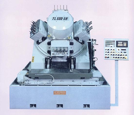 専用工作機械の新工場完成 弊社専用機(TL500)